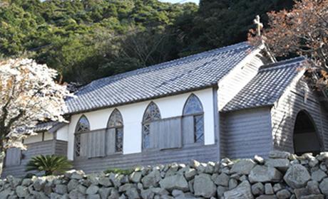 旧五輪教会堂【福江】